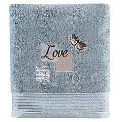 Saturday Knight, Ltd. New Hope Bath Towel