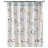 Saturday Knight, Ltd. New Hope Shower Curtain