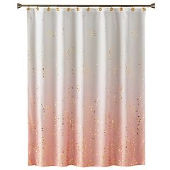 Saturday Knight, Ltd. Splatter Shower Curtain