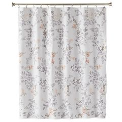 Saturday Knight, Ltd. Greenhouse Leaves Shower Curtain