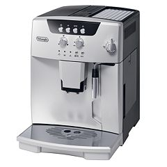 DeLonghi Magnifica Fully Automatic Espresso & Cappuccino Machine with Manual Cappuccino System
