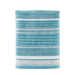 Saturday Knight, Ltd. Seabrooke Stripe Bath Towel