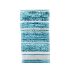 Saturday Knight, Ltd. 2-pack Seabrooke Stripe Hand Towel Set