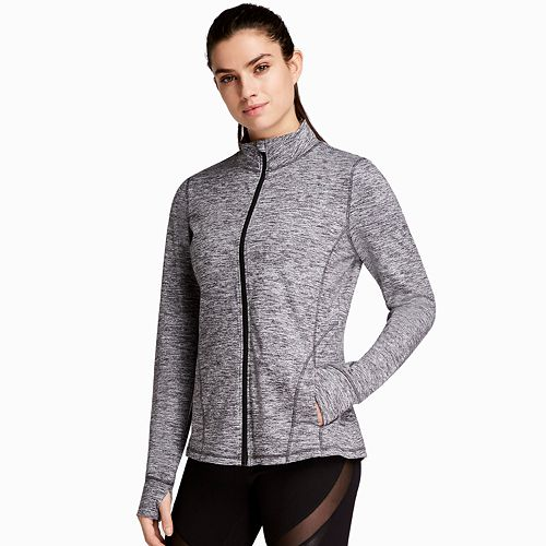 Women's Danskin Front Zip Jacket