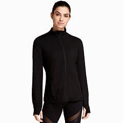 Women's Danskin Front Zip Jacket