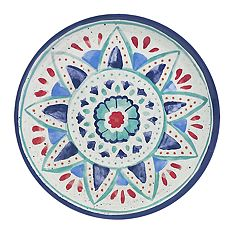 Food Network™ Medallion Salad Plate