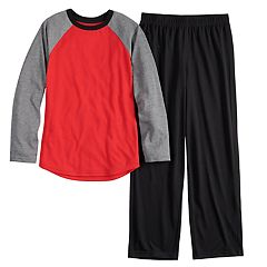 bcf4fe7feb5 Boys 6-20 Urban Pipeline™ Raglan   Pants Pajama Set