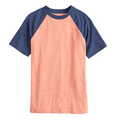 Boys 8-20 Urban Pipeline™ Textured Raglan Tee