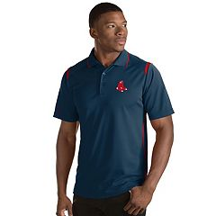 Men's Antigua Boston Red Sox Merit Polo
