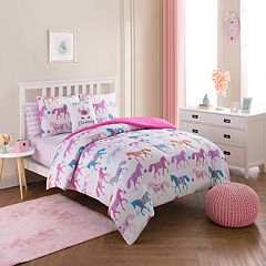 Unicorn Parade Comforter Set
