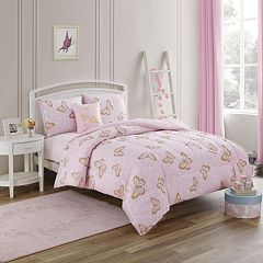 Cindy Butterfly Comforter Set