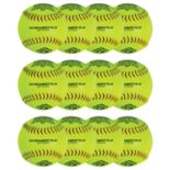 Franklin Sports 12 Fastpitch Softballs