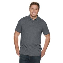 Big & Tall SONOMA Goods for Life™ Core Pique Polo