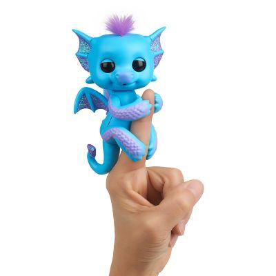 Fingerlings Dragon Figure