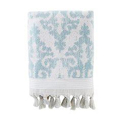 Saturday Knight, Ltd. Mirage Fringe Bath Towel
