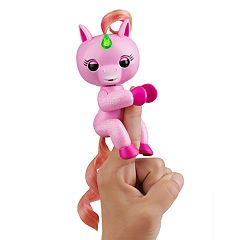 Fingerlings Light-Up Unicorn Figure