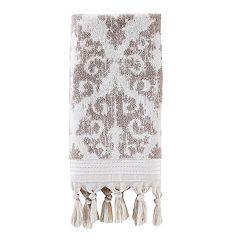 Saturday Knight, Ltd. Mirage Fringe 2-pack Hand Towel Set