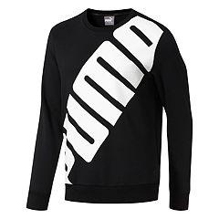 Mens Black Graphic Hoodies   Sweatshirts Tops e48a6c47b