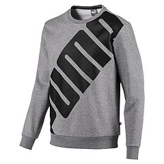 6107de292b Mens PUMA Hoodies   Sweatshirts Tops   Tees - Tops