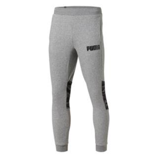 Men's Puma Camouflage Fleece Pants