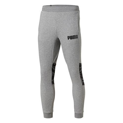 Men's Puma Camouflage Fleece Pants