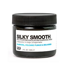 PLANT Apothecary Silky Smooth Detox Exfoliating Charcoal Mask