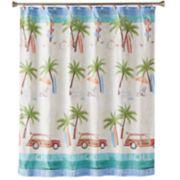 Saturday Knight, Ltd. Paradise Beach Shower Curtain