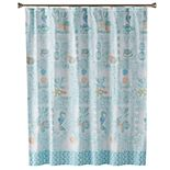 Saturday Knight, Ltd. South Seas Shower Curtain