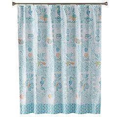 Saturday Knight, Ltd. South Seas Shower Curtain
