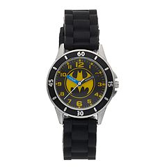 DC Comics Batman Kids' Time Teacher Watch