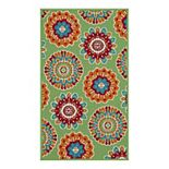 SONOMA Goods for Life? Floral Medallion Indoor/Outdoor Rug