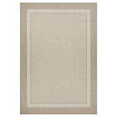Sonoma Goods For Life Framed Border Indoor Outdoor Rug