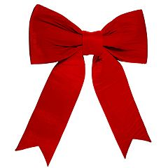 Dyno Oversized 43' x 64' Red Bow Christmas Decor
