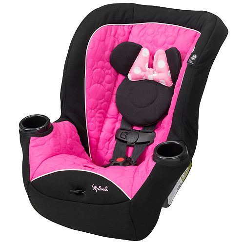 Disney S Minnie Mouse Mouseketeer Convertible Car Seat
