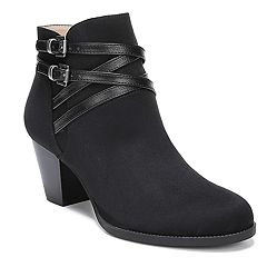 LifeStride Women's Buckle Ankle Boots