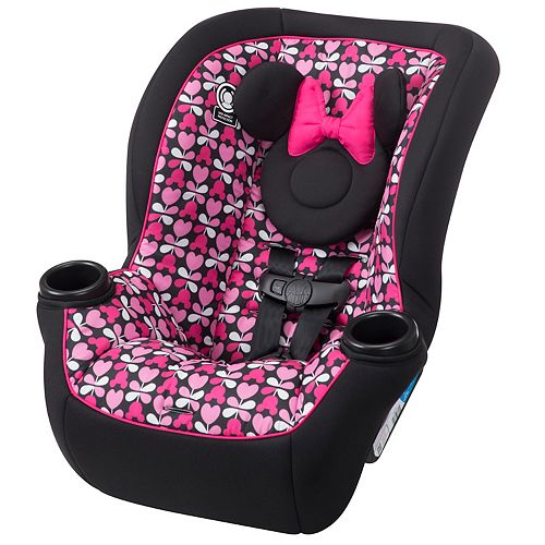 Disney's Minnie Mouse Sweetheart Convertible Car Seat