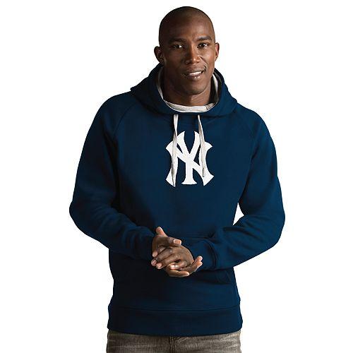 watch e23b0 7f0e7 Men's Antigua New York Yankees Victory Hoodie