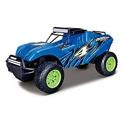 Blue Off Road Fighter Radio Control Vehicle