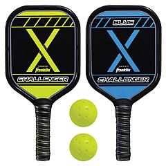 Franklin Sports Pickleball-X Performance 2 Player Aluminum Paddle & Ball Set