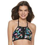 Women's Apt. 9® High-Neck Halter Bikini Top