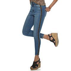 Juniors' Mudd® Vintage High Rise Jeans