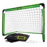 Franklin Sports 3 Steel Fold-N-Go Soccer Goal