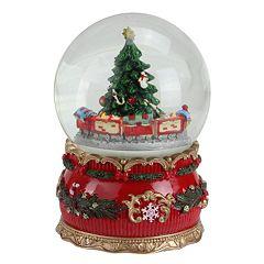 Northlight Seasonal Musical Christmas Water Globe