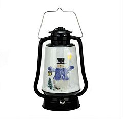 Northlight Seasonal Lighted Musical Christmas Lantern