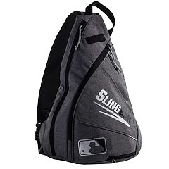 Franklin Sports MLB Slingback Bat Bag - Gray