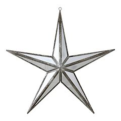 Northlight Seasonal Mirrored Star Christmas Ornament
