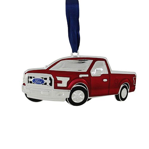 Northlight Seasonal Red Ford F-150 Pick Up Truck Christmas Ornament