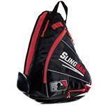 Franklin Sports MLB Slingback Bat Bag - Black