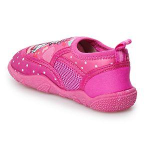 Minnie Mouse Girls' Aqua Socks