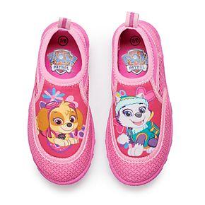 Paw Patrol Girls' Aqua Socks